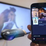 Chromecast, el streaming de video y audio en el televisor y en el proyector