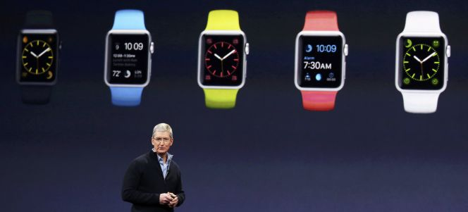 apple smartwatch presentacion