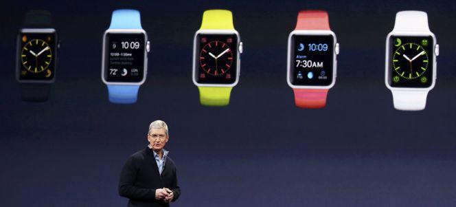 apple smartwatch presentacion
