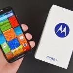 Motorola Moto X1. El móvil de gama media alta