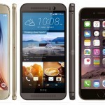 Samsung Galaxy S6, S6 Edge, S5, iPhone 6 y 6 Plus, ¿cuál es el teléfono más resistente?