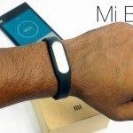 Xiaomi vende 1000 unidades de la pulsera Xiaomi Mi Band en 7 segundos