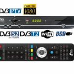 Nuevo Receptor de Satélite Iris 5600 HD Combo: ¡para que puedas ver todo el Fútbol!
