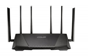 ASUS RT-AC3200 - Router inalámbrico Tri-banda AC3200