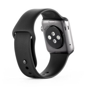 Apple Watch Sport 38 mm trasera