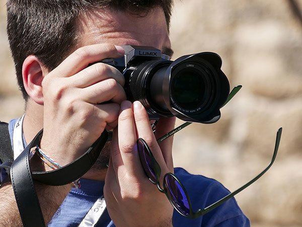 Eenfoque cámara panasonic