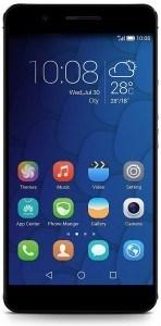 Huawei Honor 6 Plus diseño