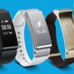Huawei TalkBand B2: una pulsera de actividad que también sirve de auricular