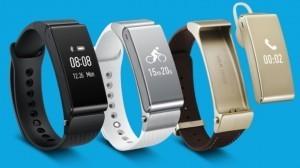Modelos pulsera actividad Huawei TalkBand B2