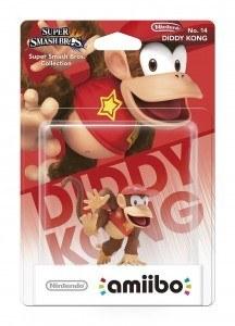 Nintendo - Figura Amiibo Smash Diddy Kong