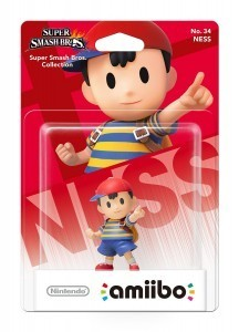 Nintendo - Figura Amiibo Smash Ness 34