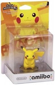 Nintendo - Figura Amiibo Smash Pikachu