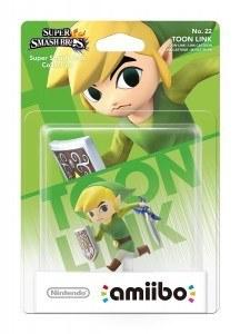 Nintendo - Figura Amiibo Smash Toon Link