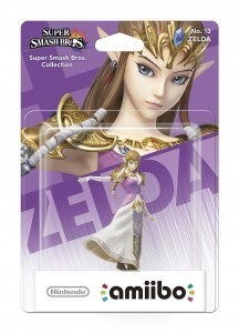 Nintendo - Figura Amiibo Smash Zelda
