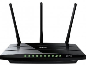 Router WiFi TP-LINK Archer C7 - Router AC1750
