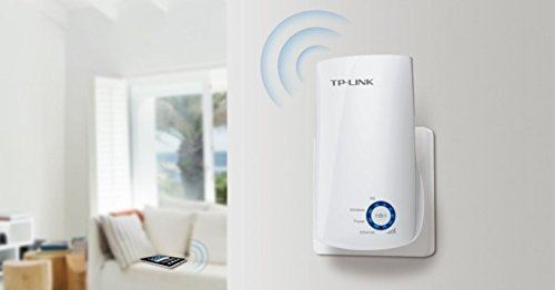 Extensor de red WiFi TP-Link WA850RE 5