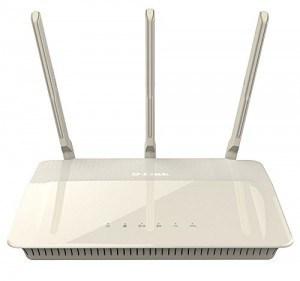 Router D-Link DIR-880L para Fibra Óptica a 300 megas
