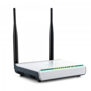 Router WiFi inalámbrico Tenda W308R