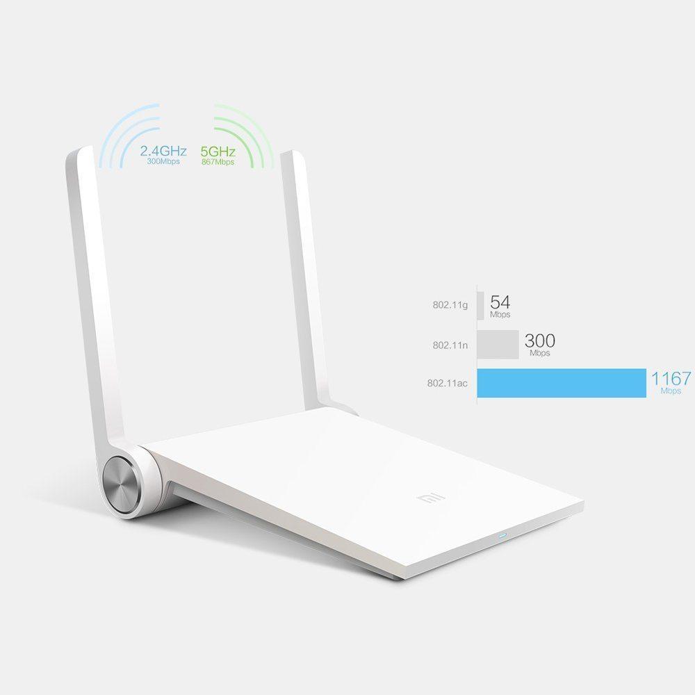 Router Xiaomi Mi WiFi 2