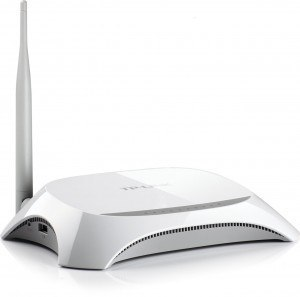 Router inalámbrico N 3G 4G TL-MR3220 2