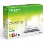 A toda velocidad con el router inalámbrico N 3G/4G TL-MR3220 de TP-Link