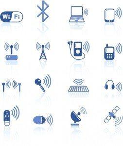 WiFi GPRS 3G 4G