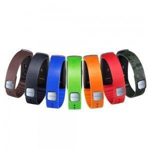 colores pulsera cuantificadora Samsung Gear Fit