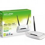Router TP-Link TL-WR841ND, un dispositivo de bajo coste que funciona con la tecnología wireless 802.11n