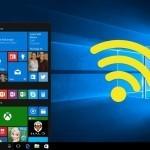Windows 10: cómo crear un Hotspot WiFi para conectar otros dispositivos