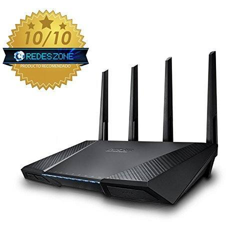ASUS-RT-AC87U-Router-inalmbrico-Dual-Band-AC2400-Gigabit-Modo-Punto-de-acceso-Soporte-dongle-3G4G-color-negro-0-0