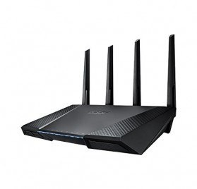 ASUS-RT-AC87U-Router-inalmbrico-Dual-Band-AC2400-Gigabit-Modo-Punto-de-acceso-Soporte-dongle-3G4G-color-negro-0