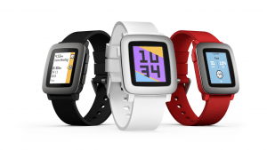 Pebble Time Cabecera