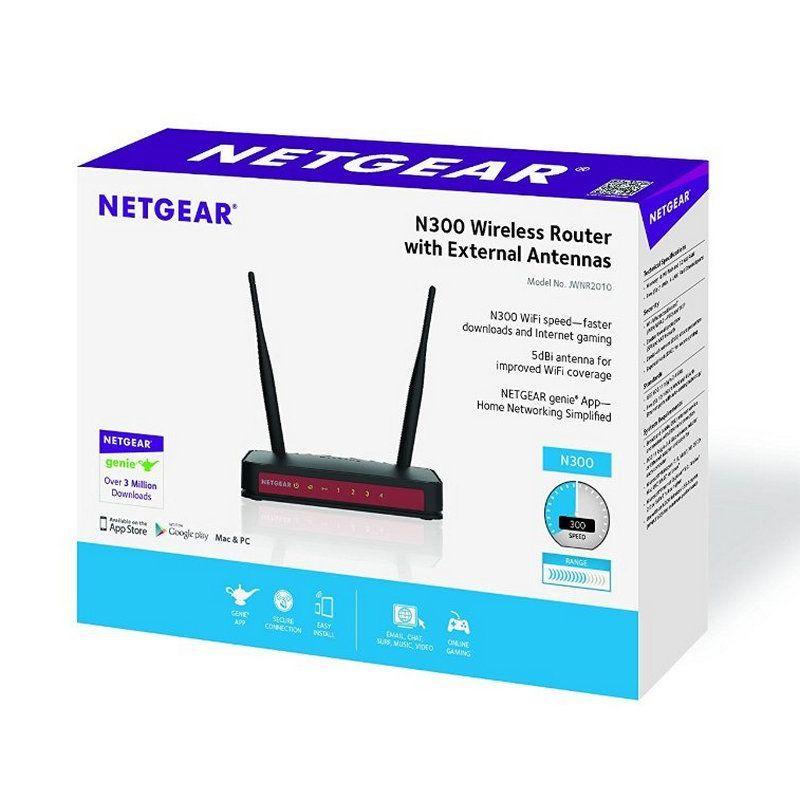 Router Netgear JWNR2010 con velocidad de hasta 300 Mbps, por sólo 16 ...