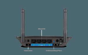 extensor de WiFi Linksys RE6500