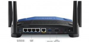 Router Linksys WRT1900AC 3