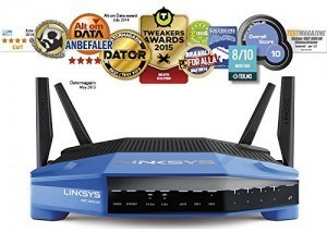Router Linksys WRT1900AC premios