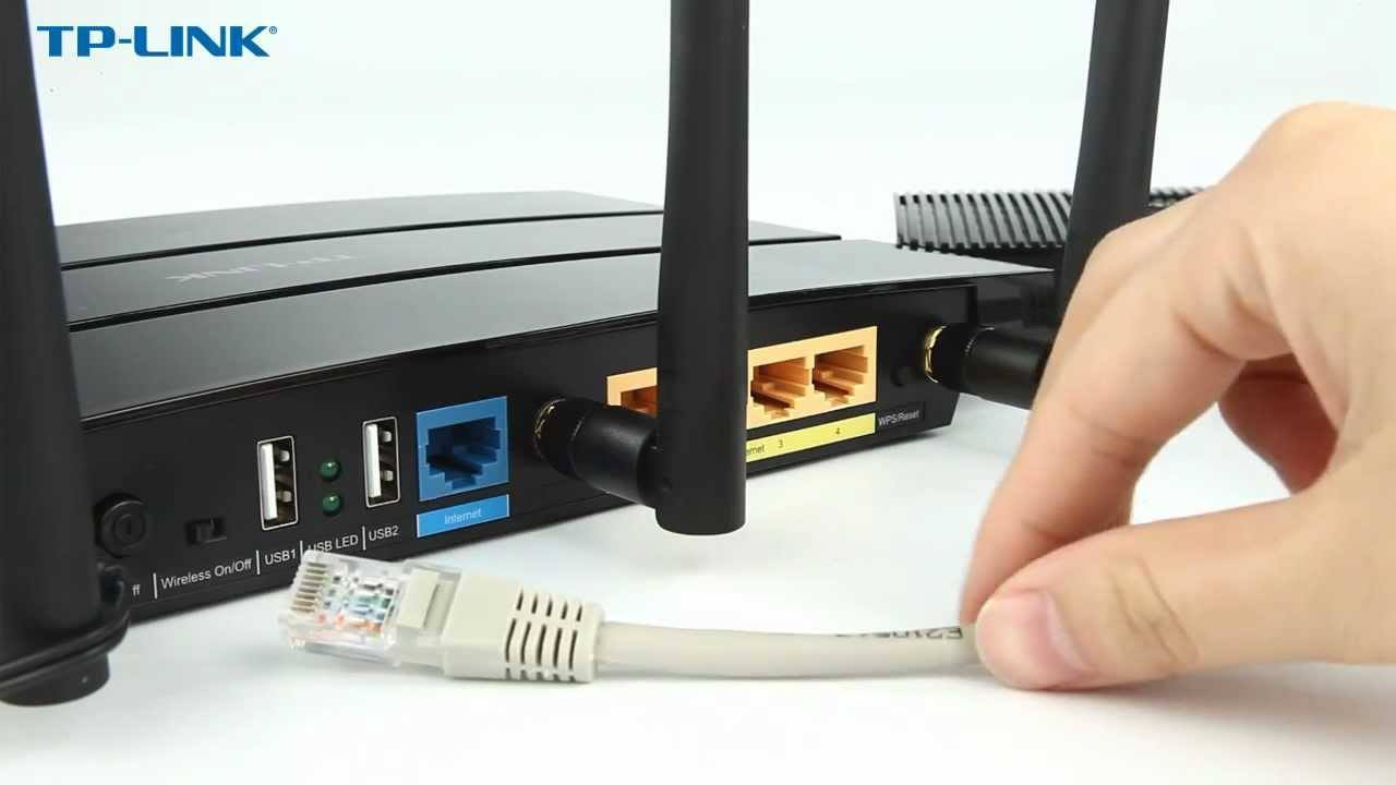 Routers TP-LINK
