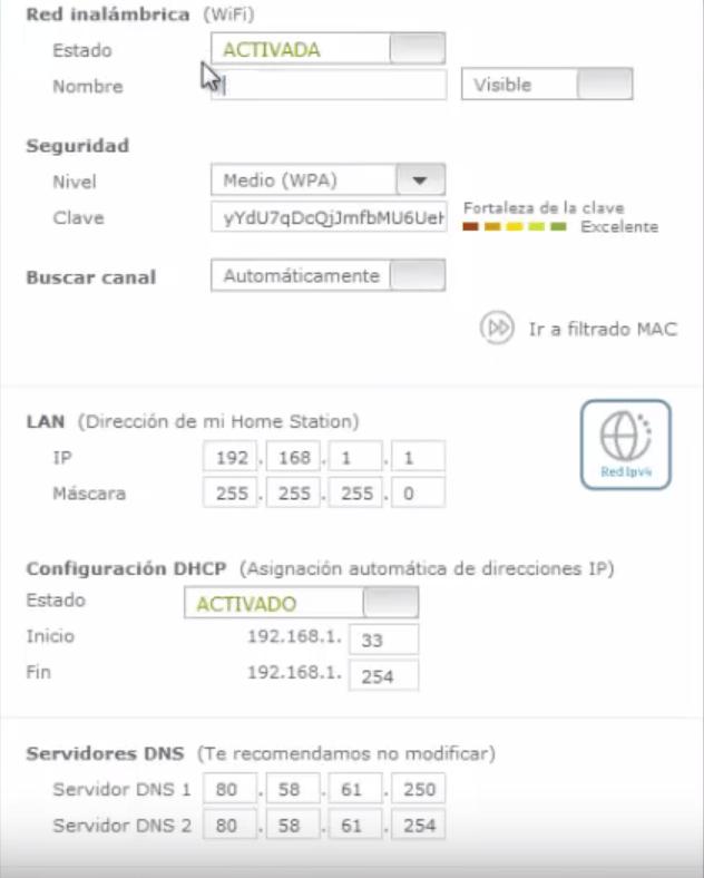 Cómo configurar router de Movistar