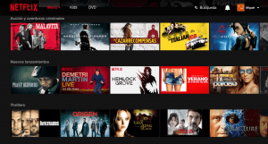 ofertas Netflix España