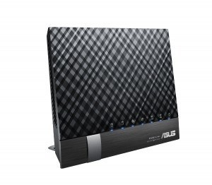 Router ASUS RT-AC56U frontal