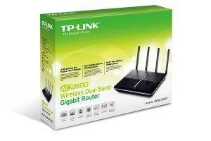 Mejor router TP Link Archer C2600 wifi