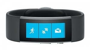 Pulsera Microsoft Band en Amazon