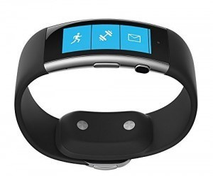 Pulsera Microsoft Band en Amazon grande