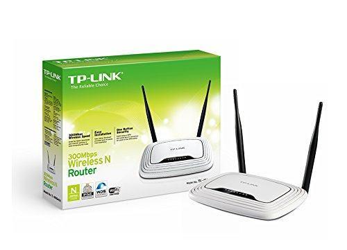 Router más barato de 2016 - router TP Link TL-WR841N - caja