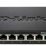 Switch de red D-Link DGS-108, el mejor Switch de 2016 con 8 puertos