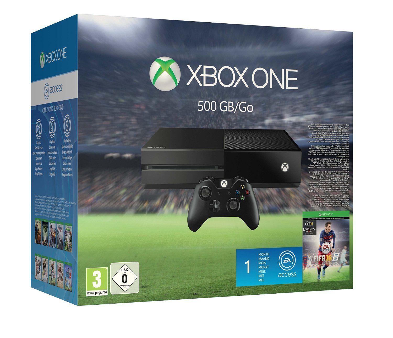 Xbox One - Consola - FIFA 16