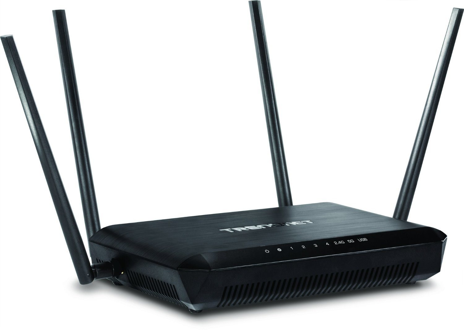 Router gaming Trendnet AC2600 - lateral