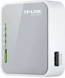 Router 4G tp link de 2016