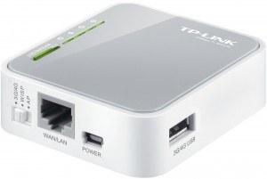 Router 4G tp link de 2016 - puerto mini USB