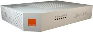 Router wifi livebox Orange 2016